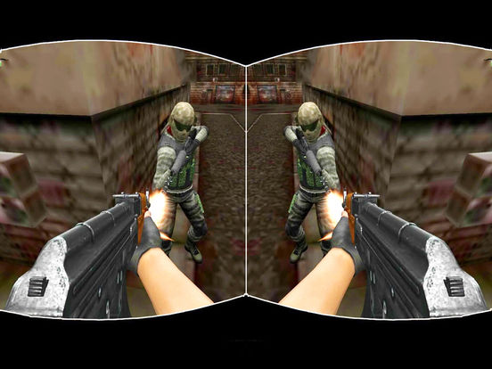 VR Commando Street War screenshot 7