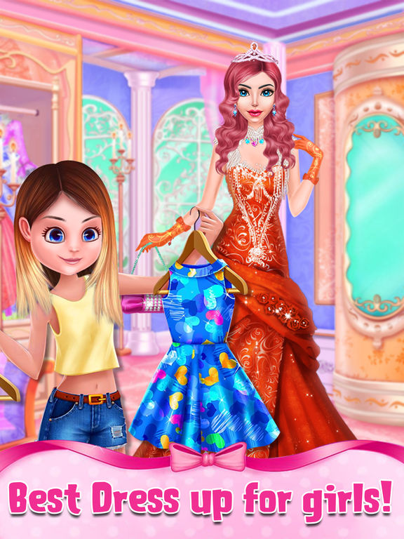 Princess Beauty Makeup screenshot 6