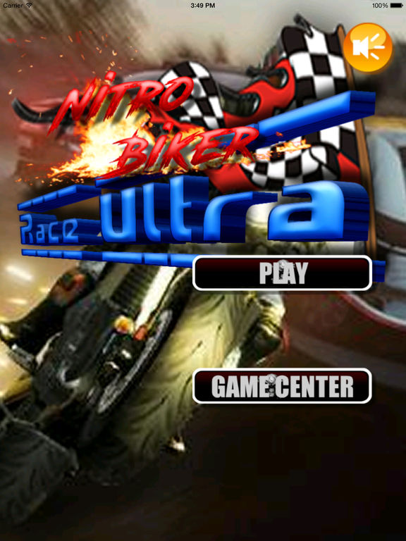 A Nitro Biker Race Ultra - Motorcycle Driving 3D Game screenshot 6