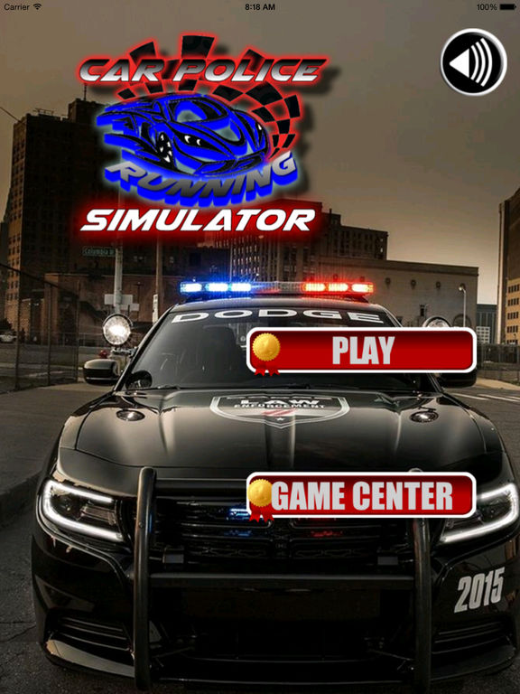 Car Police Running simulator – Awesome Vehicle High Impact screenshot 6