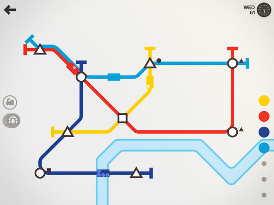 Mini Metro screenshot 7