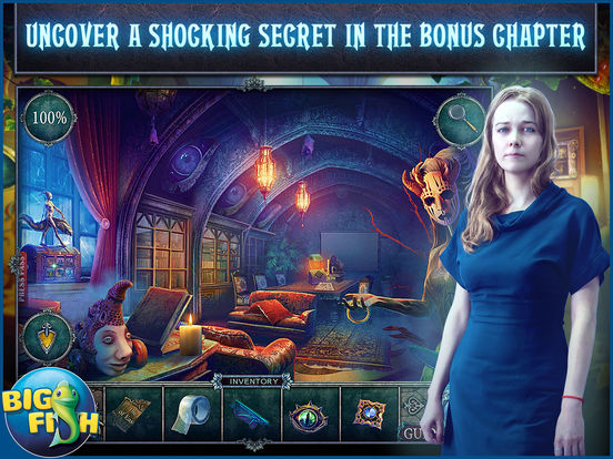 Fear for Sale: City of the Past HD - A Hidden Object Mystery (Full) screenshot 4