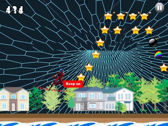 A Jumping Super Girl Loss PRO - Jumping Game screenshot 10