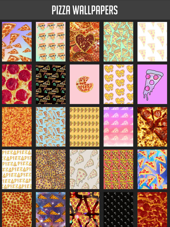 Pizza Wallpapers screenshot 2