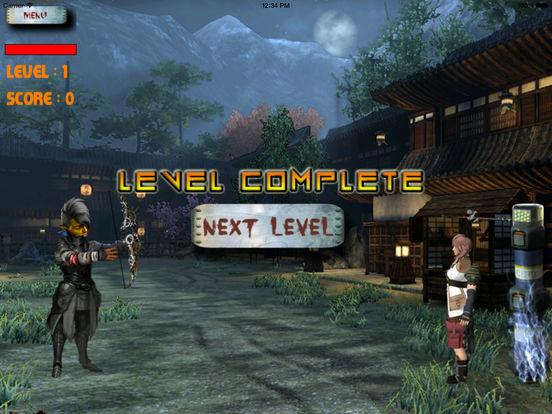A Samurai Archer Dragon Pro - Best Archer Game screenshot 7