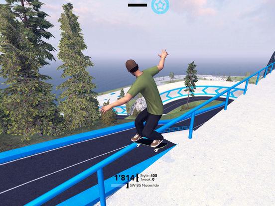MyTP Skateboarding screenshot 8