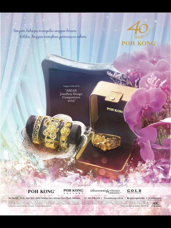 Pesona Pengantin Magazine screenshot 8