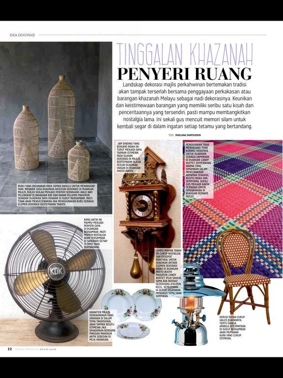 Pesona Pengantin Magazine screenshot 9