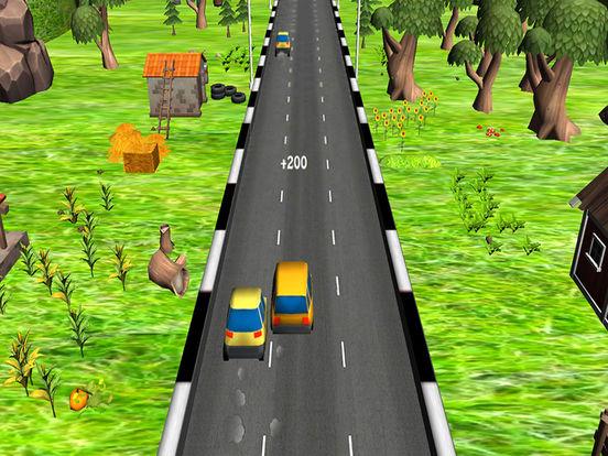 Fast Car Racing : Driving Baby Free Game screenshot 6