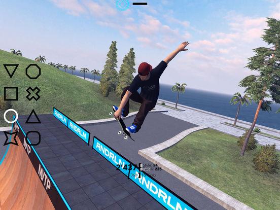 MyTP Skateboarding screenshot 6