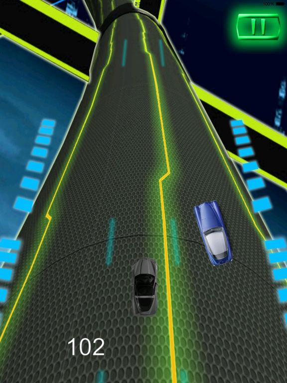 A Speed Neon Car - Amazing Speed Light Car screenshot 9