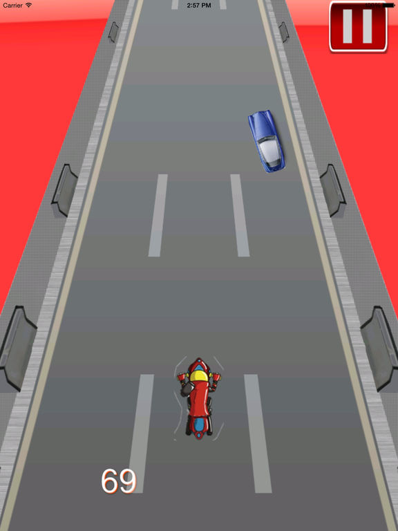A Large Powerful And Cool Motorcycle PRO-Fast Game screenshot 8