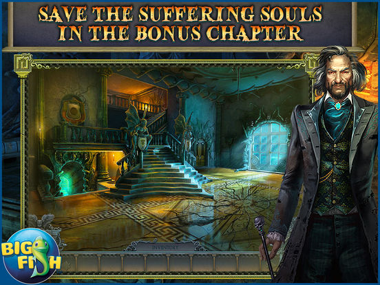 Secrets of the Dark: Mystery of the Ancestral Estate HD - A Mystery Hidden Object Game screenshot 4