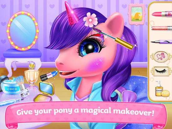 Pony Horse Princess Academy screenshot 8