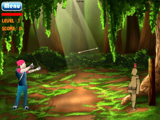 Archer Warrior Of Darkness - Arrow Amazing Game screenshot 8