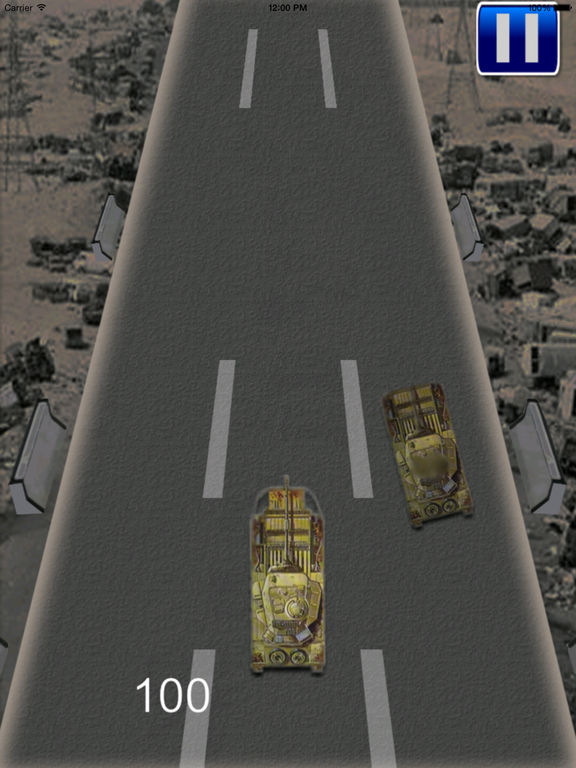 A Speed Force Of Tanks - Top Best Tanks Simulator screenshot 7