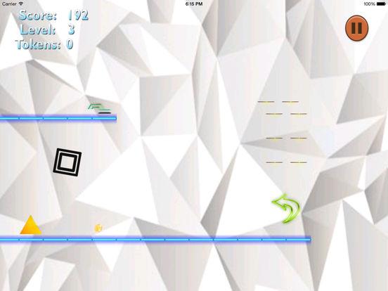 A Cube Run Escalation - Jump Run Go! screenshot 10