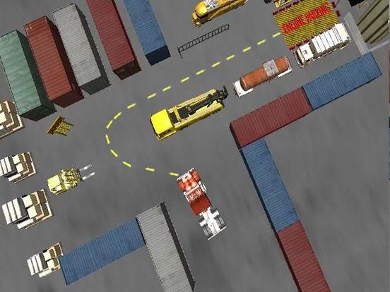 Truck Parking Simulation 3D screenshot 9