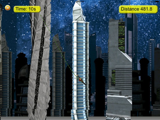 Extreme Rope Force Pro – Awesome Jumps Game screenshot 7