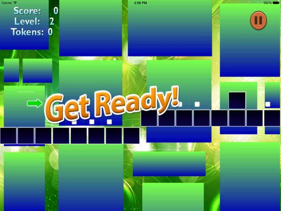 Neon Jump Geometry - Temple Of Ball And Block screenshot 9