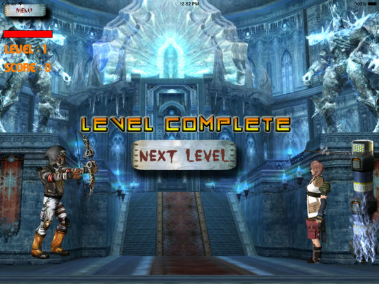 Archer Kingdom Of Ice - The Best Archery Game screenshot 10