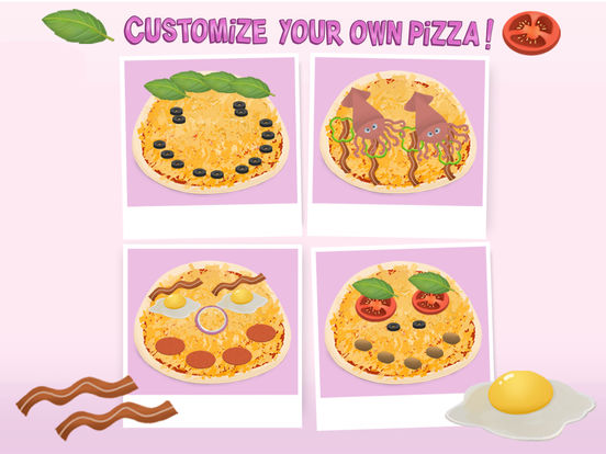 Baby Chef Sofia's Pizza Party - Cook, Clean & Dress Up screenshot 8