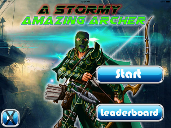 A Stormy Amazing Archer - Super Archer Game screenshot 6