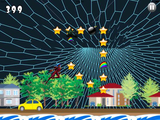 A Jumping Super Girl Loss PRO - Jumping Game screenshot 7