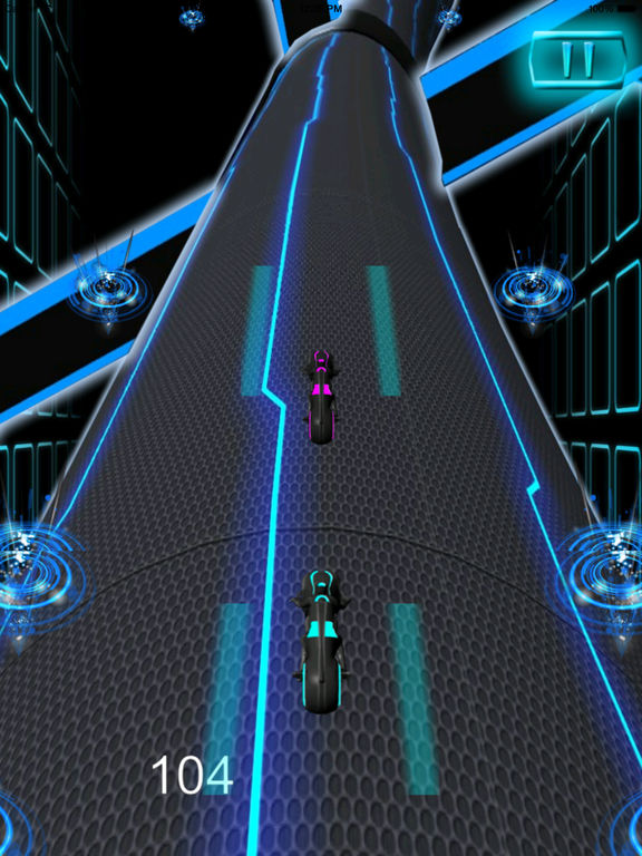 Extreme Motorcycles Luminescent Pro - Adventure screenshot 8