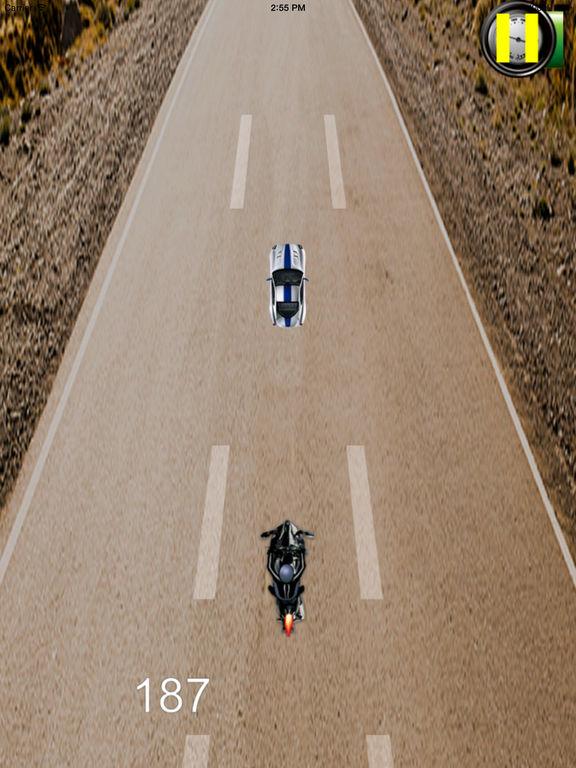 A Racing Driving Biker - Extreme Motorcycle screenshot 9