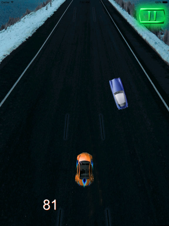 A School Zone Chase - Real Speed Racing screenshot 9