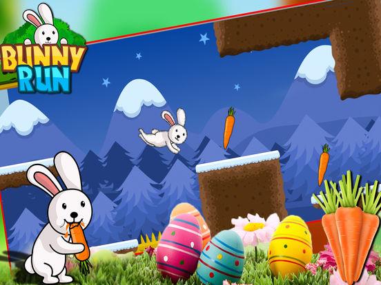 Bunny Baby Run screenshot 6