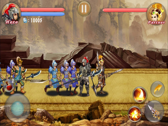 RPG Blood Honour Pro screenshot 7
