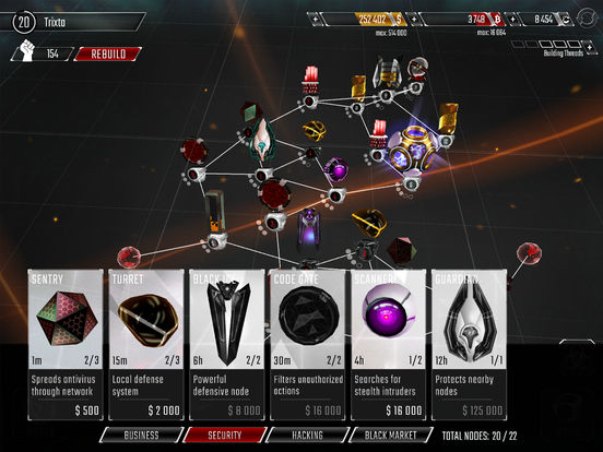 Hackers - Join the Cyberwar! screenshot 7