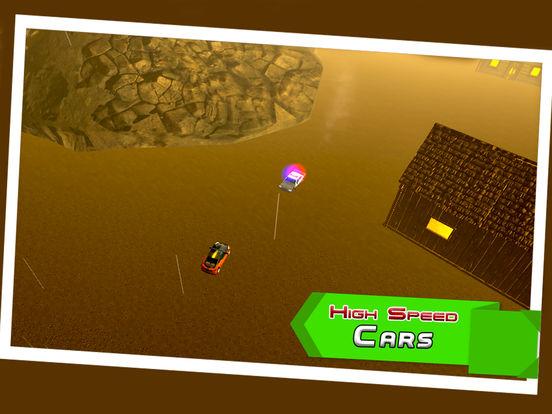 Smashy Road: Chasing Cars screenshot 7