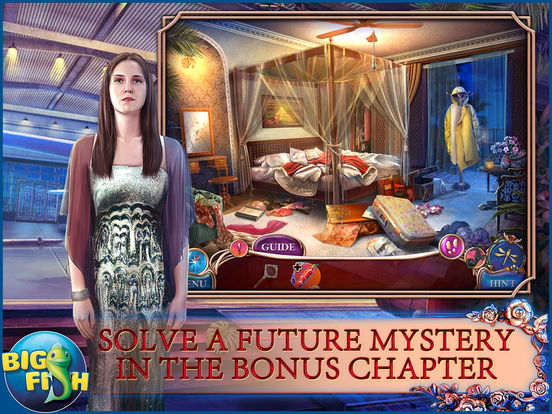 Off the Record: Liberty Stone - A Mystery Hidden Object Game (Full) screenshot 9