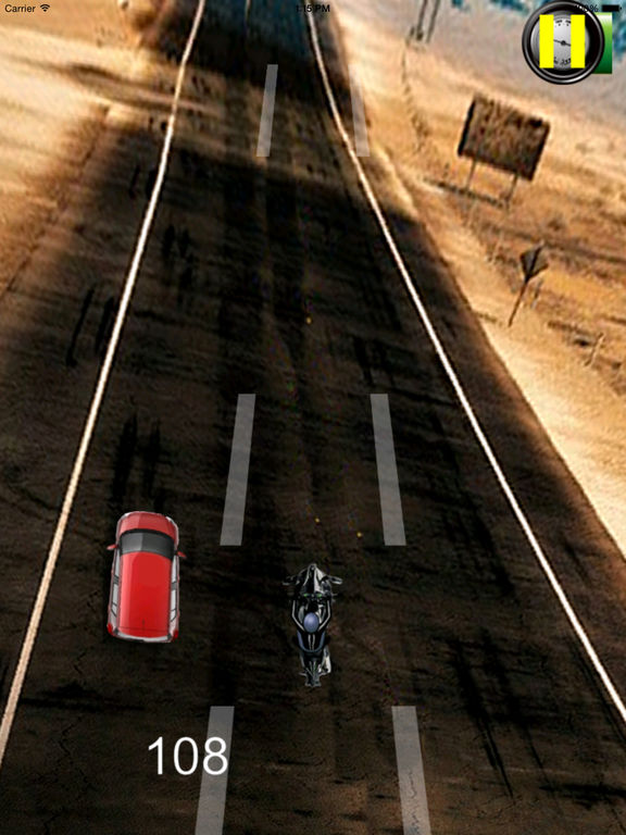 A Speed Traffic Pilot - Top Motorcycle Racing Games screenshot 7