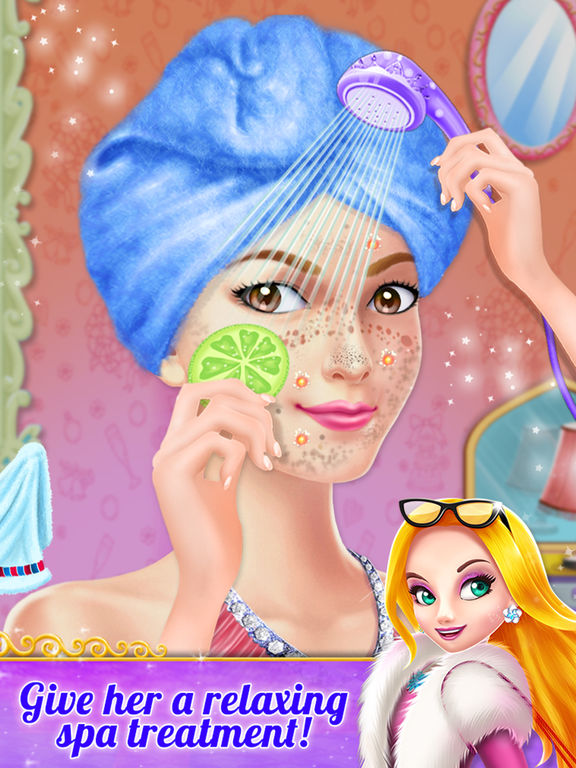 Beauty Princess Doll Makeover screenshot 7
