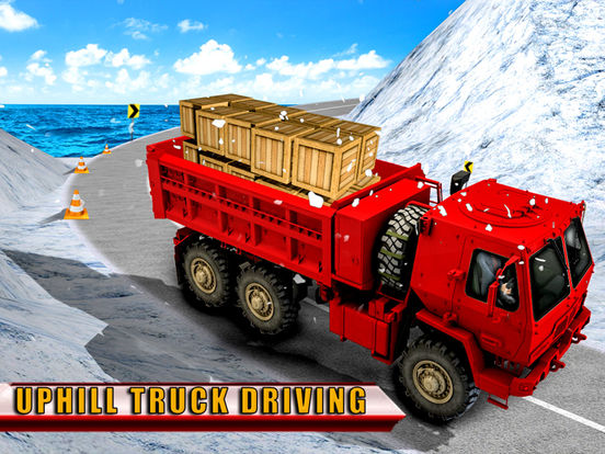 Truck Drive Cargo 3D screenshot 7