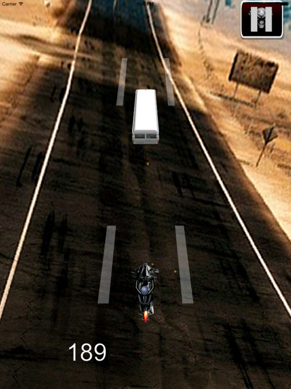 A Great Fierce And Fast Bike - Fierce Cool Motorcycle Game screenshot 10