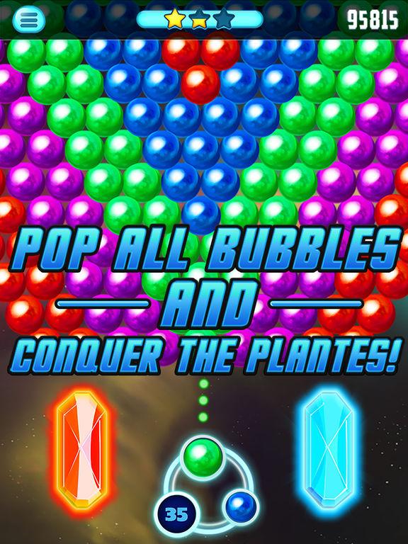 Planet Pop Bubble Shooter screenshot 6