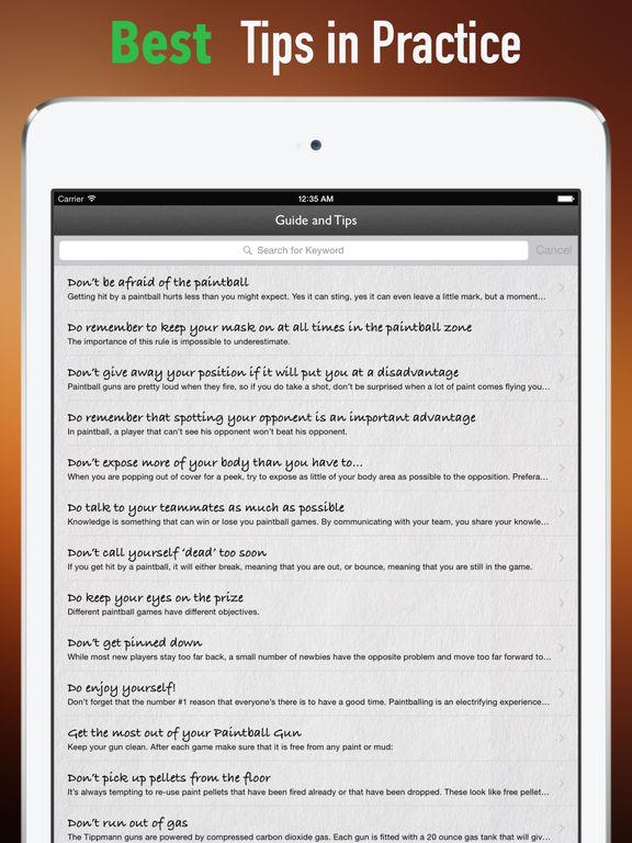 Paintball Strategy and Tactics: Secrets of bushball players screenshot 9