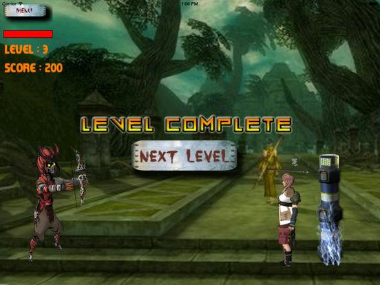 Revenge Of The Archer Samurai Pro - Best Bow Games screenshot 9