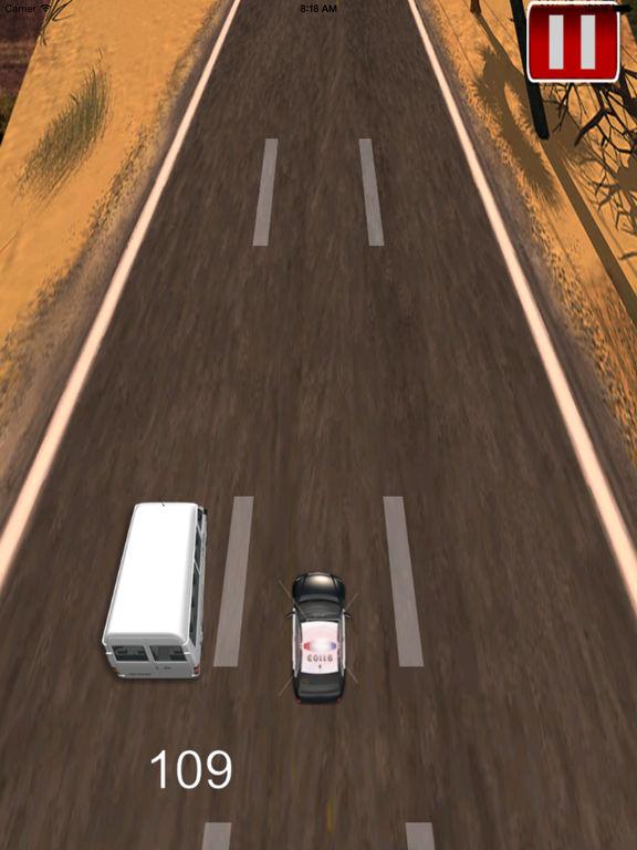 Car Police Running simulator – Awesome Vehicle High Impact screenshot 7