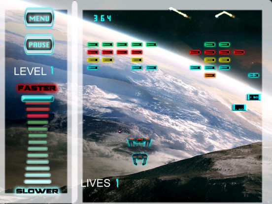 Breakout Arkant Blocks War HD Pro - The Sphere Break Simulator screenshot 7