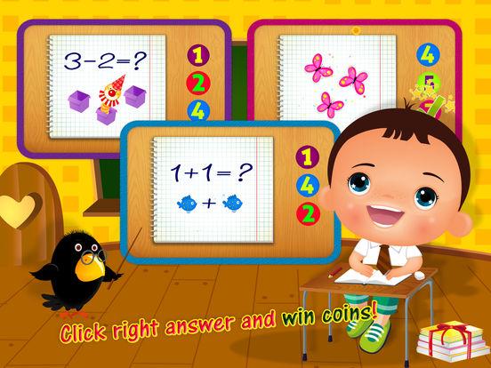 Sweet Little Jacob Playschool - No Ads screenshot 10