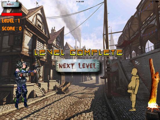 Archer Girl Of Dark Pro - Addictive Bowmasters Game screenshot 7