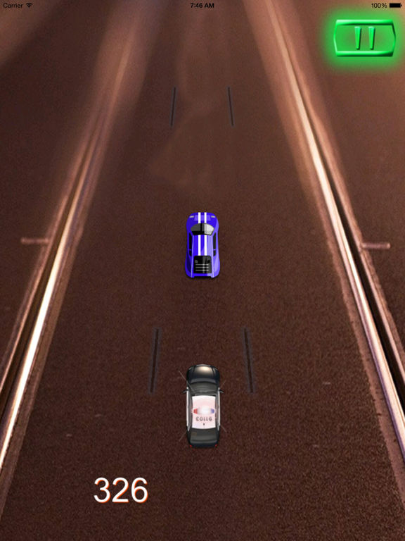 Alert Racing - Amazing Game Racing Police screenshot 9