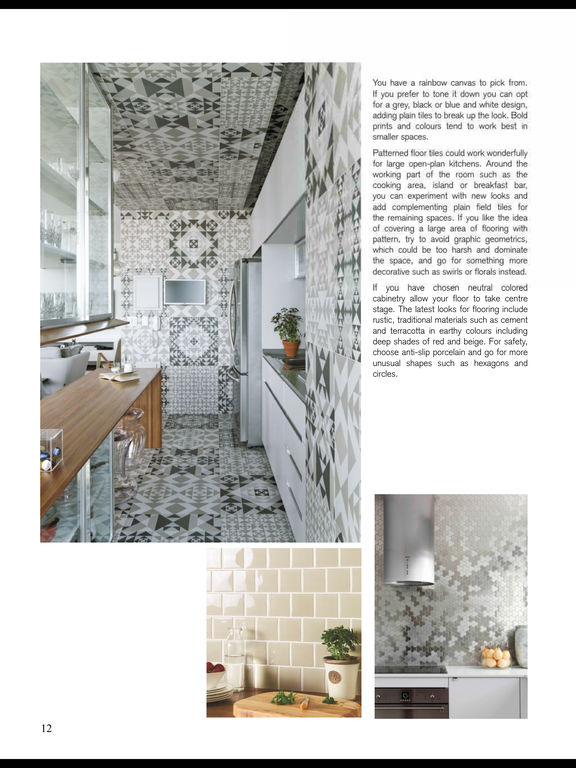 Kitchens (mag) screenshot 9