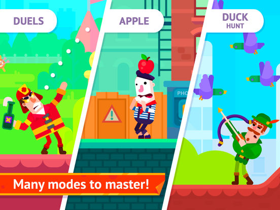 Bowmasters (Ad Free) screenshot 10